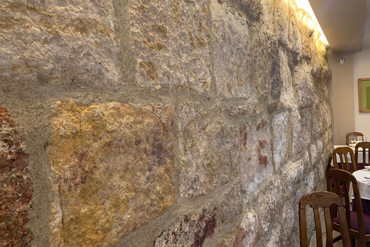 Muralla Casa Mariano